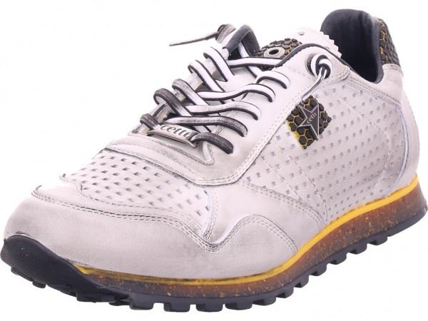Cetti Herren Sneaker grau C848 white