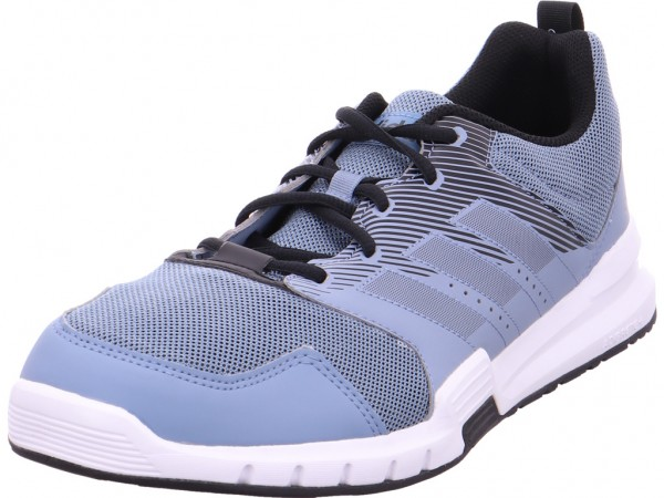 Adidas Essential Star 3 M Herren Sneaker grau CG3510
