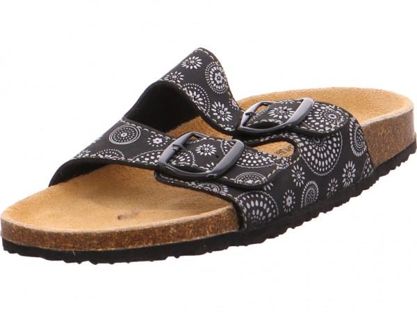 Bild 1 - Quick-Schuh Tieffussbett-bis30mm Jungen schwarz