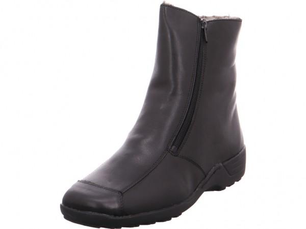 Sportlich Remonte Schnürstiefel Warm 01 Damen Schwarz D0575 Boots Stiefel Pk8nO0w