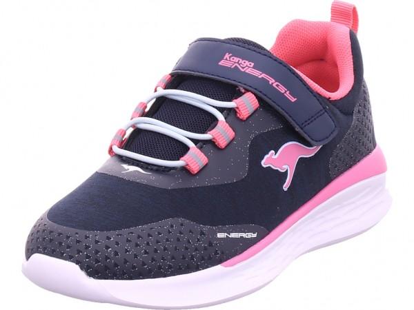 KangaRoos KQ-Fleet EV Mädchen Sneaker blau 18715/4294-4294