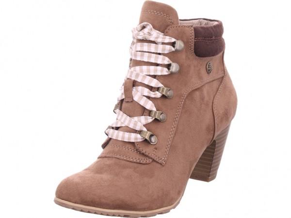 s.Oliver Woms Boots Damen Stiefelette braun 5-5-25133-33/324-324