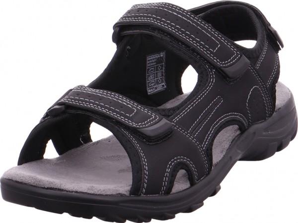Montega Sandale Sp-Boden Herren Sandale Sandalette Trekking schwarz 4812201