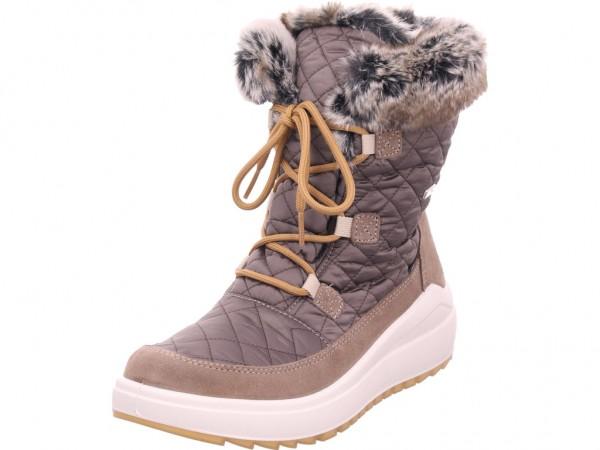 Vista Damen Stiefel Boots Tex wasserdicht warm braun 32-06305