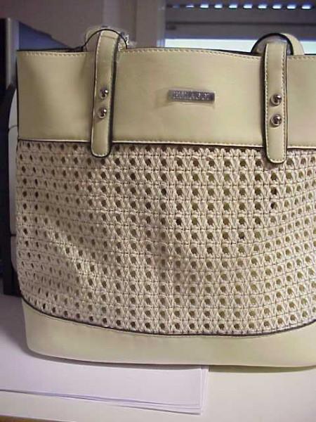 Bild 1 - Bulaggi Damen Tasche beige 50040