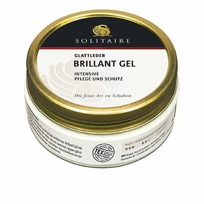 Bild 1 - Solitaire BRILLANT GEL 100ML MULTIC. schwarz