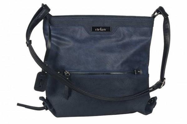 Rieker Damen Tasche blau H1327-14