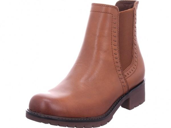 Caprice Woms Boots Damen Stiefel Stiefelette Boots elegant braun 9-9-25419-23/327-327