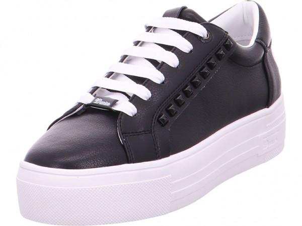 Tom Tailor Damen Sneaker schwarz 6996101