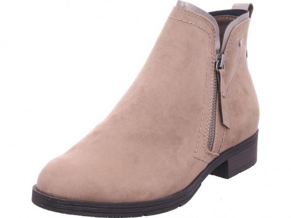 Jana Woms Boots Damen Stiefel Stiefelette Boots elegant beige 8-8-25473-23/341-341