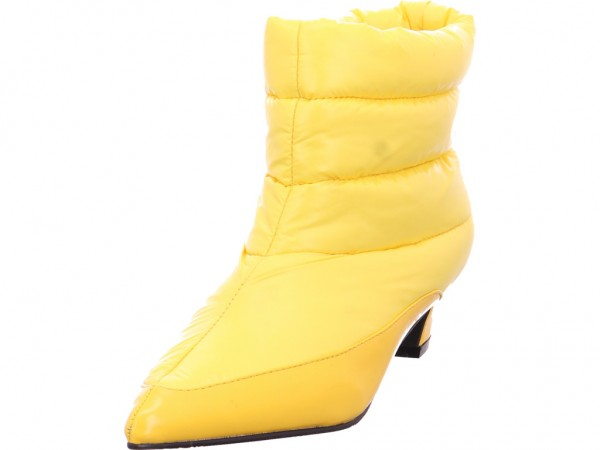 xyxyx Damen Stiefelette gelb 6508701