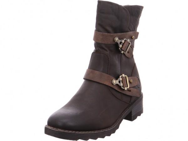 Bild 1 - Marco Tozzi Woms Boots Damen braun